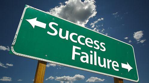 Les Echos : Oui, l'échec est la clef de la réussite