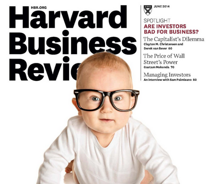 HBR : How Companies Say They're Using Big Data