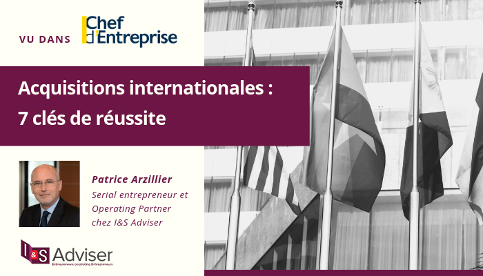 Acquisitions internationales : 7 clés de réussite