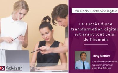 La transformation digitale, un sujet profondément humain