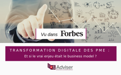 Transformation digitale : le vrai sujet est le business model