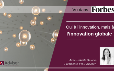 Osons l'innovation globale
