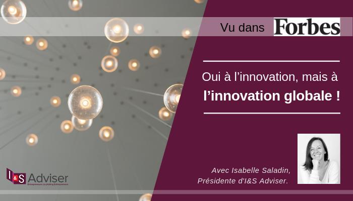 Osons l'innovation globale