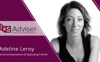 Adeline Leroy, serial entrepreneure, rejoint l'équipe I&S Adviser