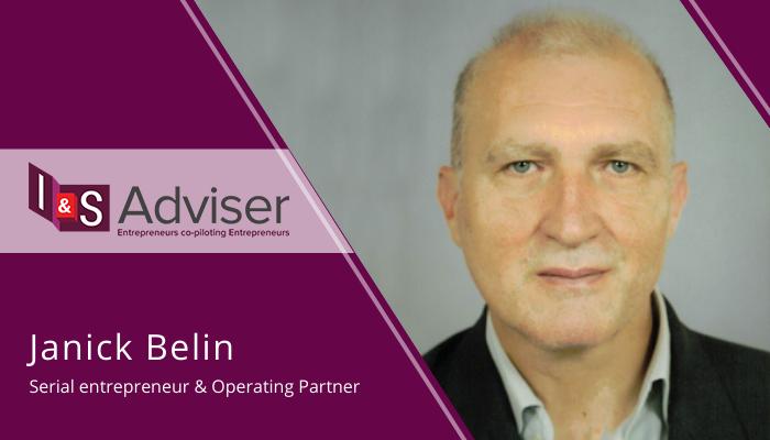 Janick Belin rejoint les Operating Partners en Rhône-Alpes