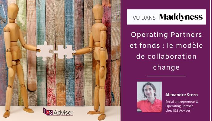 Operating Partners et fonds: le modèle de collaboration change