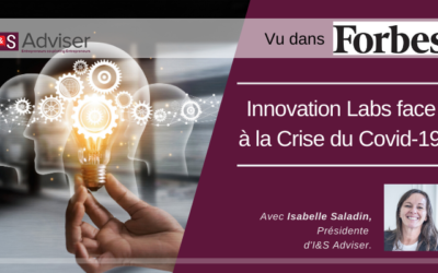 Innovation Labsface à la crise du Covid-19: l'heure n'est pas à couper tous les budgets