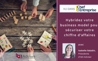 Hybridez votre business model pour sécuriser votre chiffre d'affaires