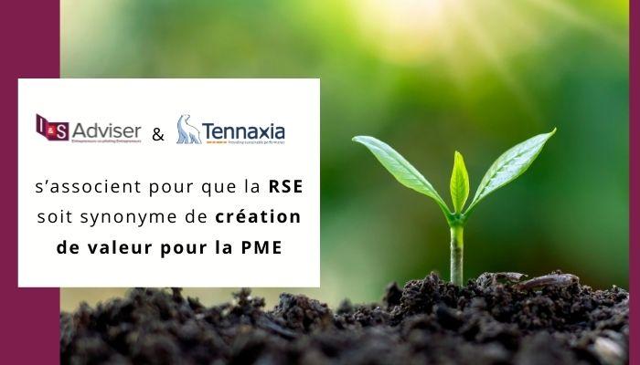 RSE et création de valeur pour la PME avec le partenariat d'I&S Adviser et Tennaxia